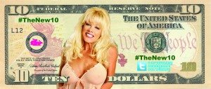 Air Force Amy #thenewten, bunnyranch ,Ten Dollar Bill